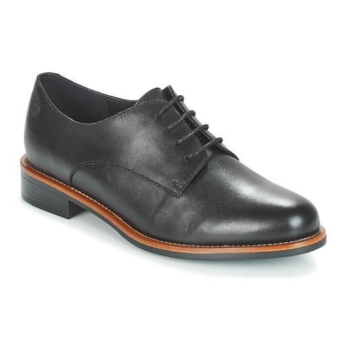 Shoes Women Derby Shoes Betty London JANA Black
