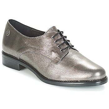 Shoes Women Derby Shoes Betty London CAXO Silver