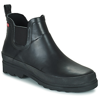 Shoes Women Wellington boots Sanita FELICIA Black