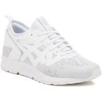 Shoes Women Trainers Asics Womens White Gel-Lyte V NS Trainers White