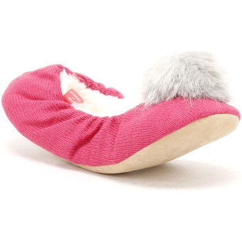 Shoes Women Slippers Joules Womens Rose Pink Slippom Slippers Pink