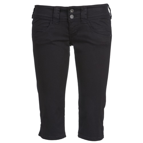 VENUS jeans CROP Pepe VENUS jeans CROP Black Pepe jeans Black Pepe dtB1tq