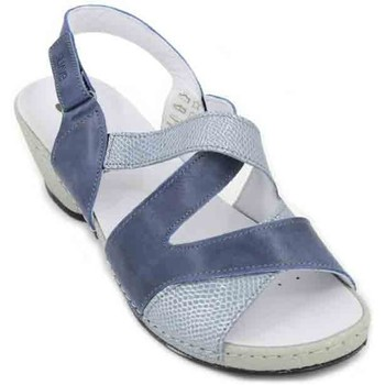 Shoes Women Sandals Suave 3800 Women's Sandals blue