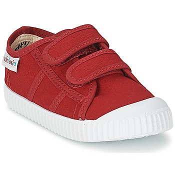 Shoes Children Low top trainers Victoria BLUCHER LONA DOS VELCROS Carmine