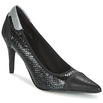 Shoes Women Heels Elizabeth Stuart LUCOR Black