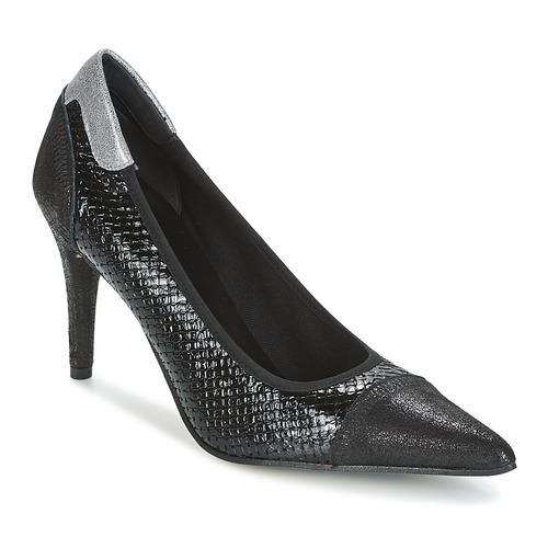 Shoes Women Heels Elizabeth Stuart LUCOR Black