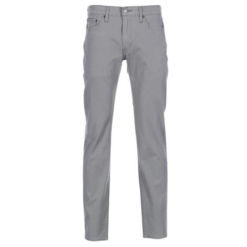 Clothing Men slim jeans Levi's 511 SLIM FIT Steel / Grey