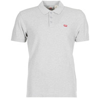 Clothing Men short-sleeved polo shirts Levi's LEVI'S HOUSEMARK POLO Grey