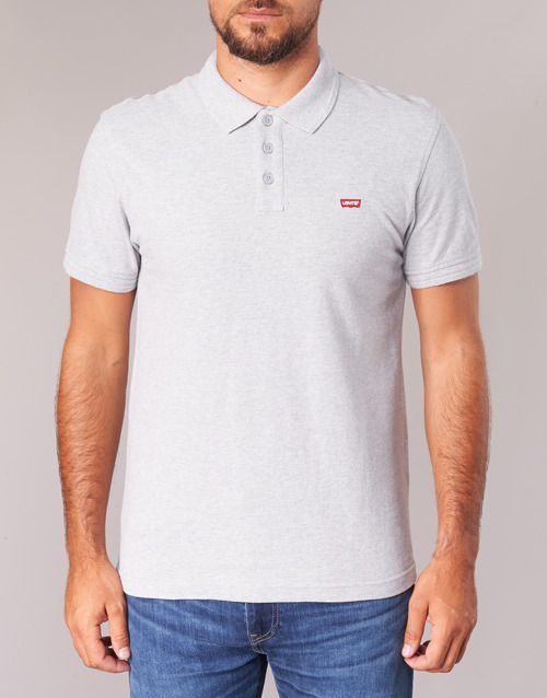 Levi's Housemark Grey Polo Polo Housemark Levi's Grey Polo Levi's Housemark Tqq7Sdw