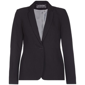 Clothing Women Jackets / Blazers Anastasia Single Breasted Suit Jacket Black
