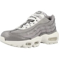 Shoes Women Low top trainers Nike AIR MAX 95 PRM Grey