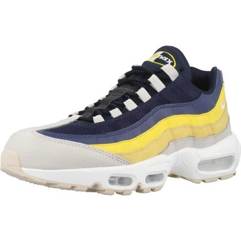 Shoes Men Low top trainers Nike AIR MAX 95 ESSENTIAL Multicolor