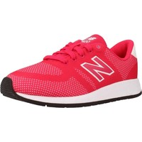 Shoes Girl Low top trainers New Balance KFL420 Pink