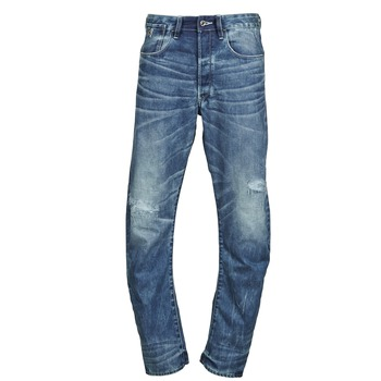 Clothing Men slim jeans G-Star Raw ESTIN Blue / Clear