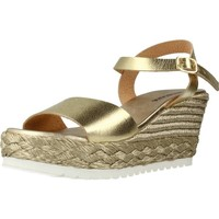 Shoes Women Sandals Sitgetana 100S Gold