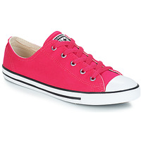 Shoes Women Low top trainers Converse ALL STAR DAINTY OX Red