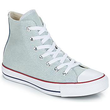 Shoes Hi top trainers Converse ALL STAR DENIM HI Blue