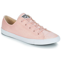 Shoes Women Low top trainers Converse ALL STAR DAINTY OX Pink