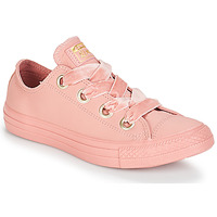 Shoes Women Mid boots Converse ALL STAR BIG EYELETS OX Pink