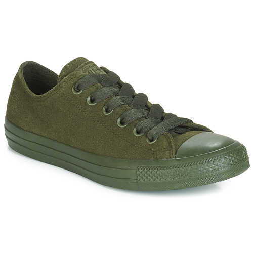 Shoes Women Low top trainers Converse CHUCK TAYLOR ALL STAR - OX Kaki