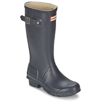 Shoes Children Wellington boots Hunter ORIGINAL JUNIORS MARINE