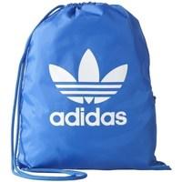 Bags Bag adidas Originals Gymsack Trefoil Blue