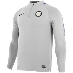 Clothing Men sweaters Nike Inter Mediolan Dry Squad Top White-Grey