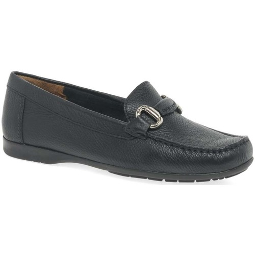 Shoes Women Derby Shoes & Brogues Charles Clinkard Rosela Womens Moccasins black