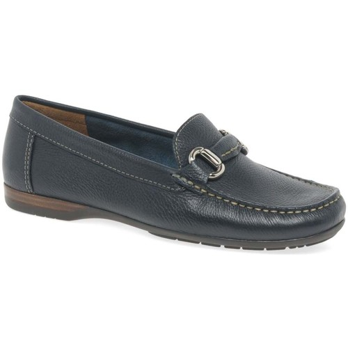 Shoes Women Derby Shoes & Brogues Charles Clinkard Rosela Womens Moccasins blue