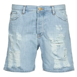 Clothing Women Shorts / Bermudas Acquaverde BOY SHORT Blue / Clear