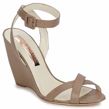 Shoes Women Sandals Rupert Sanderson ALIGHT Brown