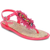 Shoes Children Sandals Gioseppo 43112 Yellow-Blue-Pink