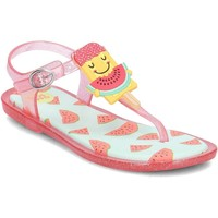 Shoes Children Sandals Gioseppo 43097 Celadon-Red