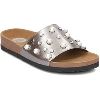 Shoes Women Mules Gioseppo 44323 Silver