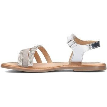 Shoes Children Sandals Gioseppo 45372 Silver