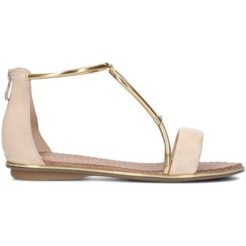 Shoes Women Sandals Carinii B4023I92000000971 Cream