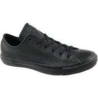 Shoes Men Low top trainers Converse Chuck Taylor OX Black