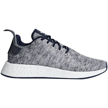 Shoes Men Low top trainers adidas Originals Nmd R2 Uas Grey