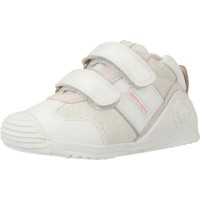 Shoes Girl Hi top trainers Biomecanics 182142 White