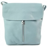 Bags Handbags Vera Pelle VPC1077BB Light blue