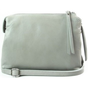 Bags Women Handbags Vera Pelle VP3K3G Grey