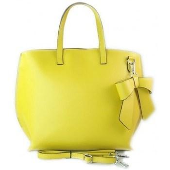 Bags Women Handbags Vera Pelle SB689GL Yellow