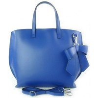 Bags Women Handbags Vera Pelle SB689BLU Blue
