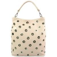 Bags Women Handbags Vera Pelle WK579RR Beige