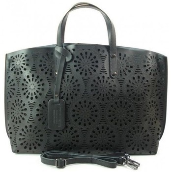 Bags Women Handbags Vera Pelle SB543N Black