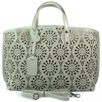 Bags Women Handbags Vera Pelle SB543T Grey