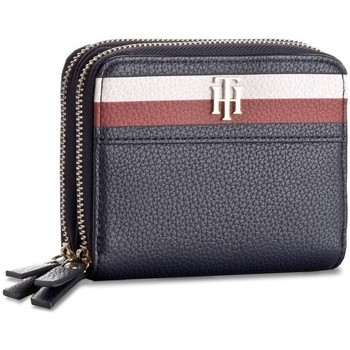 Bags Wallets Tommy Hilfiger Cool Hardware Dbl Zip M Wlt Corp Navy blue