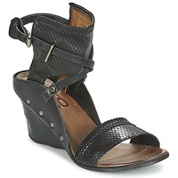Shoes Women Sandals Airstep / A.S.98 KOKKA Black