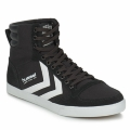 Hummel SLIMMER STADIL HIGH Black / White