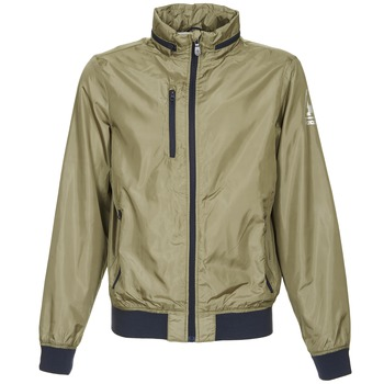 Clothing Men Jackets Gaastra MOOSHINE Taupe